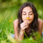 Mimpi Mencium Bunga